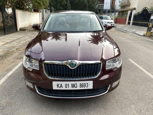 Used 2011 Skoda Superb MT for sale in Bangalore