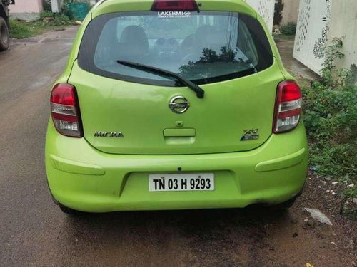 Used 2012 Nissan Micra MT for sale in Chennai