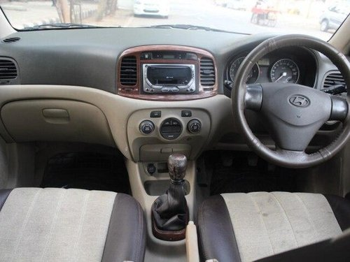 Used 2008 Hyundai Verna MT for sale in New Delhi-0