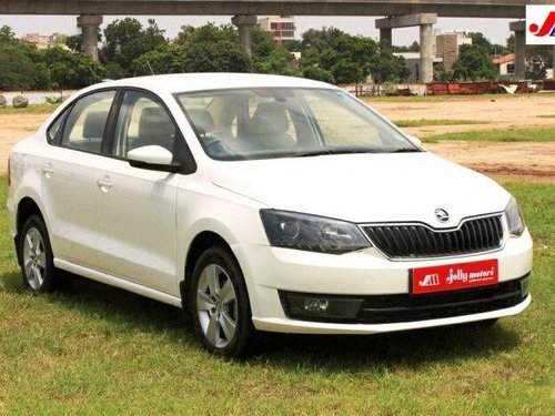 Used Skoda Rapid 1.6 MPI Style 2017 MT for sale in Ahmedabad