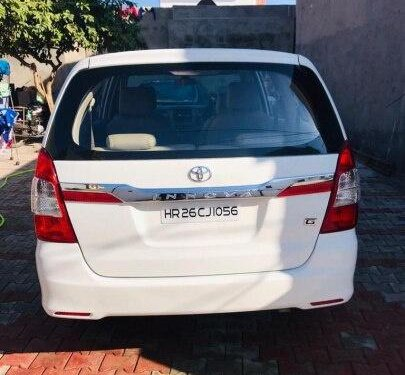 Used 2012 Toyota Innova MT for sale in Chandigarh