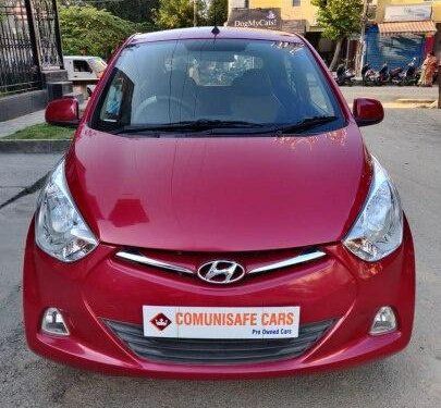 Used Hyundai Eon 2014 MT for sale in Bangalore