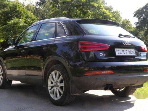 Used Audi Q3 2013 AT for sale in Gurgaon