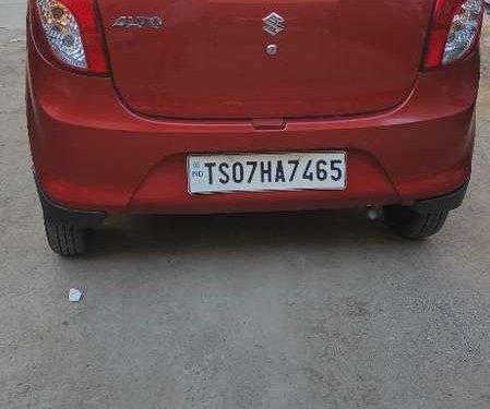 Used Maruti Suzuki Alto 800 LXI 2019 MT for sale in Hyderabad