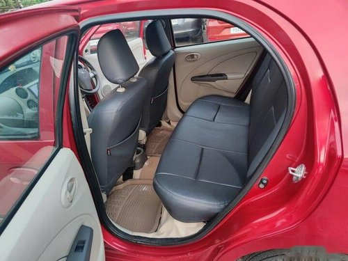 Toyota Etios Liva 1.4 GD 2015 MT in Hyderabad