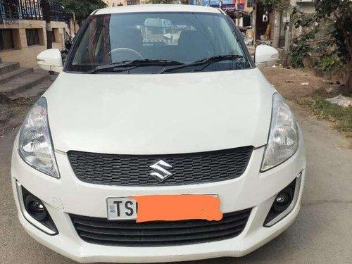 Maruti Suzuki Swift ZXi 2017 MT for sale in Hyderabad