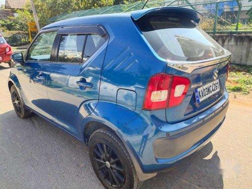 Used 2018 Maruti Suzuki Ignis AT for sale in Nagar