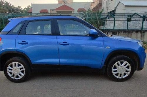 Maruti Suzuki Vitara Brezza VDi 2018 MT in Bangalore