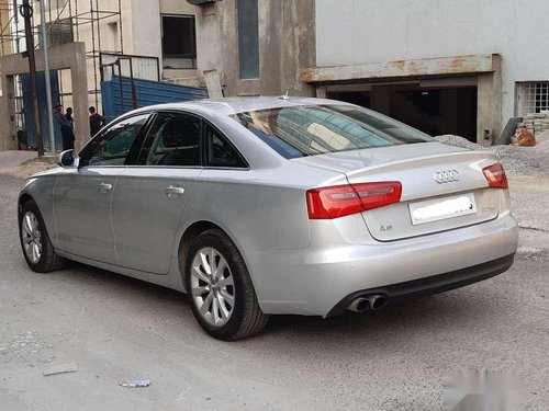 Used Audi A6 2012 AT for sale in Hyderabad