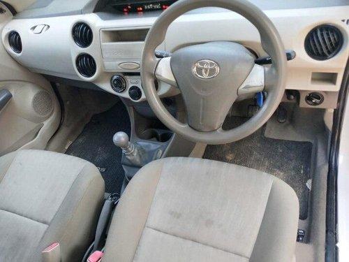Toyota Platinum Etios GD 2016 MT in Chennai
