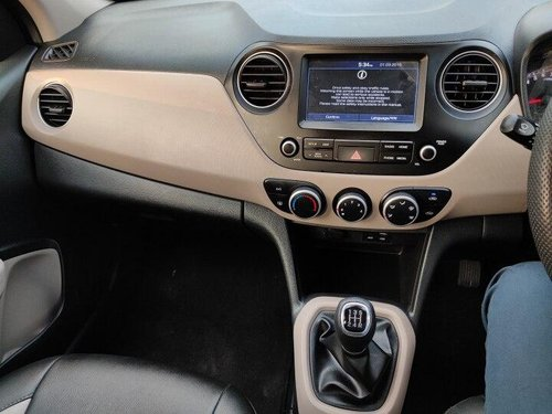 Used Hyundai Grand i10 2017 MT for sale in Hyderabad