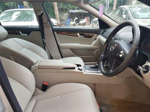 Used 2009 Mercedes Benz C-Class AT for sale in New Delhi
