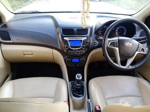 Used 2012 Hyundai Verna 1.6 SX MT for sale in Hyderabad