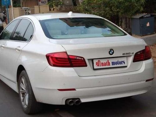 2012 BMW 5 Series 530d AT for sale in Ahmedabad