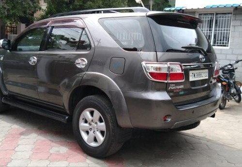 Used 2010 Toyota Fortuner 3.0 Diesel MT in Coimbatore
