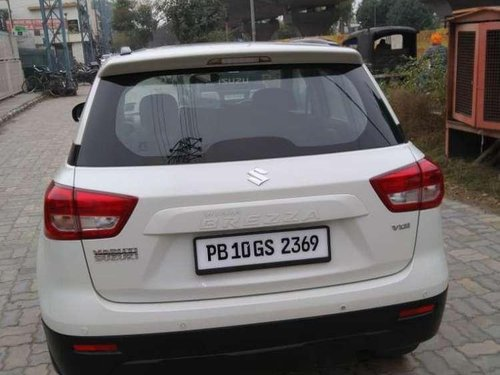 Used Maruti Suzuki Vitara Brezza 2018 MT for sale in Ludhiana