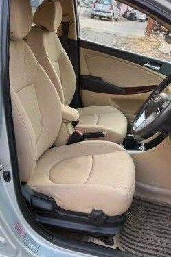 Used Hyundai Verna 2013 MT for sale in Ahmedabad
