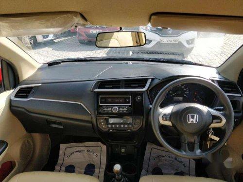 Used Honda Brio 2017 MT for sale in Chennai
