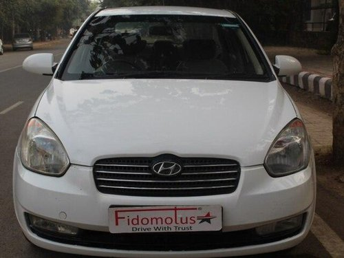 Used 2008 Hyundai Verna MT for sale in New Delhi
