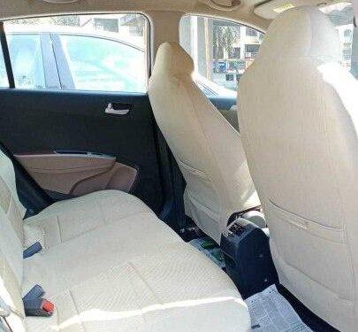 Hyundai Grand i10 1.2 Kappa Asta 2017 MT for sale in Mumbai