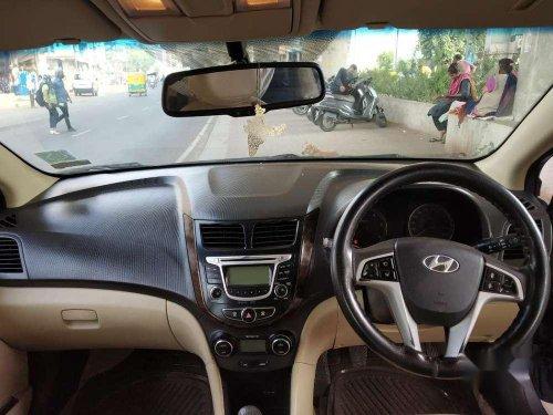 Used Hyundai Verna 1.6 CRDi SX 2014 MT in Ahmedabad