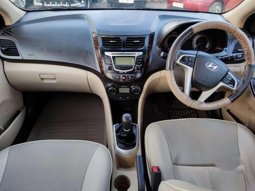Hyundai Fluidic Verna 2013 MT for sale in Hyderabad