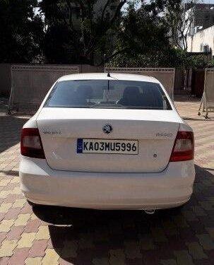 Skoda Rapid 1.6 MPI Elegance 2014 MT for sale in Bangalore