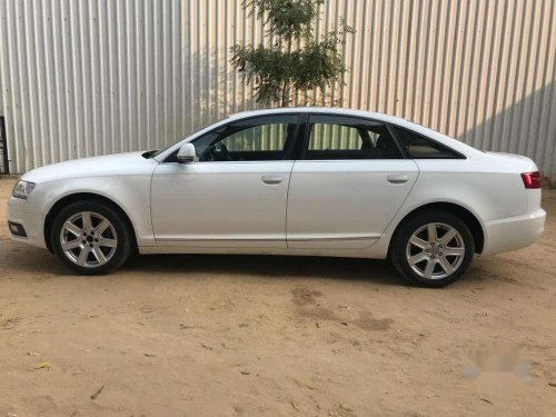 Used 2010 Audi A6 2.0 TDI AT for sale in Ahmedabad