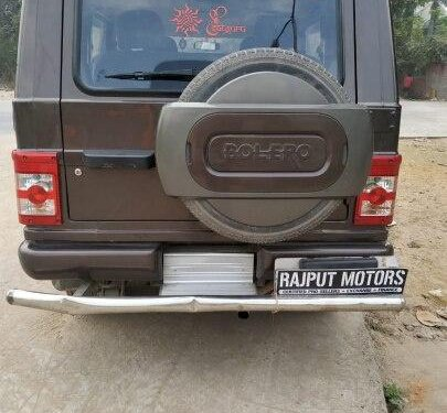 Used Mahindra Bolero ZLX 2012 MT for sale in Faridabad