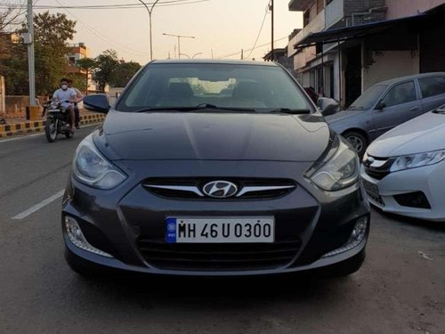 Used Hyundai Verna 1.6 VTVT SX 2013 MT for sale in Nagpur