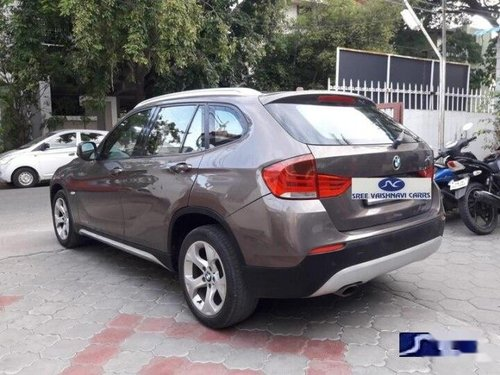 Used BMW X1 sDrive20d 2011 AT for sale in Coimbatore
