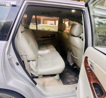 Used 2012 Toyota Innova MT for sale in Pune