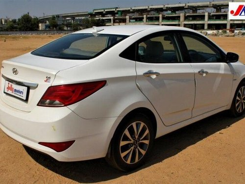 Hyundai Verna 1.6 VTVT S Option 2015 MT in Ahmedabad