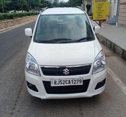 Used Maruti Suzuki Wagon R VXI 2016 MT for sale in Jaipur
