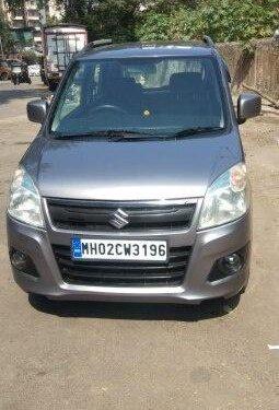 Used Maruti Suzuki Wagon R VXI 2013 MT for sale in Mumbai