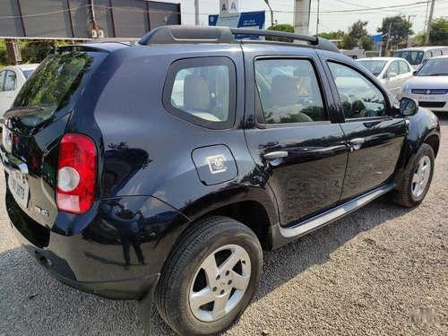 Used Renault Duster RxL Option 2013 MT in Hyderabad