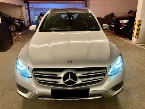 Used Mercedes Benz GLC 2017 AT for sale in Mumbai