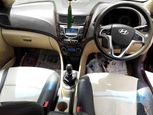 Used 2011 Hyundai Verna MT for sale in Hyderabad
