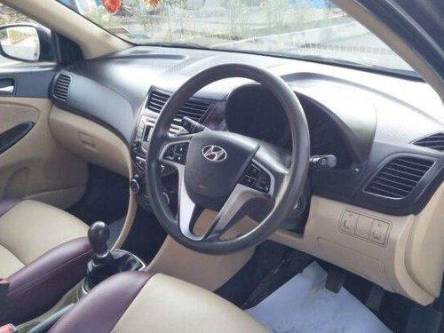 Hyundai Verna 1.6 SX 2012 MT for sale in Hyderabad