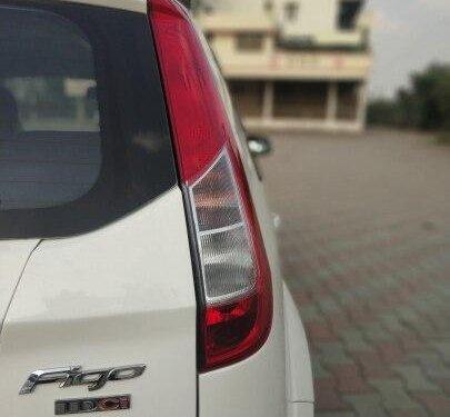 Ford Figo Diesel Titanium 2013 MT for sale in Ahmedabad