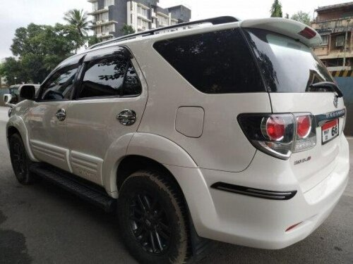 Toyota Fortuner 4x2 Manual 2015 MT for sale in Mumbai