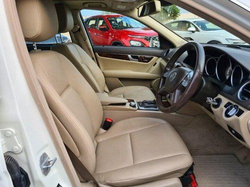 Used Mercedes Benz C-Class 2012 AT for sale in Ahmedabad