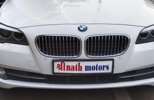 Used 2012 BMW 5 Series AT for sale in Ahmedabad