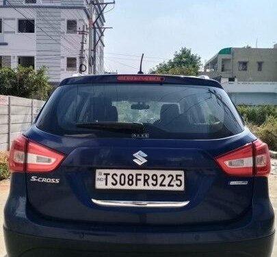 2017 Maruti Suzuki S Cross MT for sale in Hyderabad