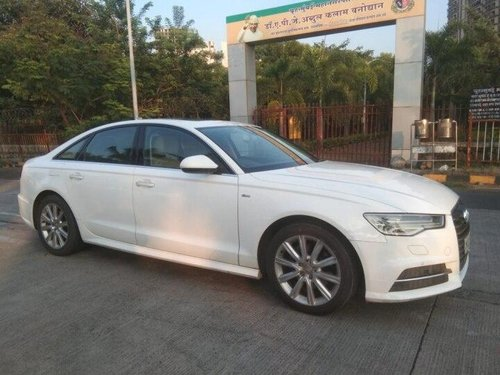 Used 2016 Audi A6 AT for sale in Mumbai