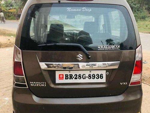 Used Maruti Suzuki Wagon R 1.0 VXi, 2015 MT for sale in Patna