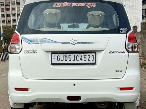 Used Maruti Suzuki Ertiga 2013 MT for sale in Surat