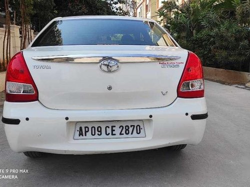 Used 2011 Toyota Etios V MT for sale in Hyderabad