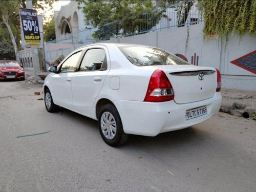 Used Toyota Platinum Etios 2011 MT in New Delhi