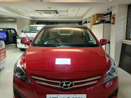 Used 2016 Hyundai Verna MT for sale in Mumbai